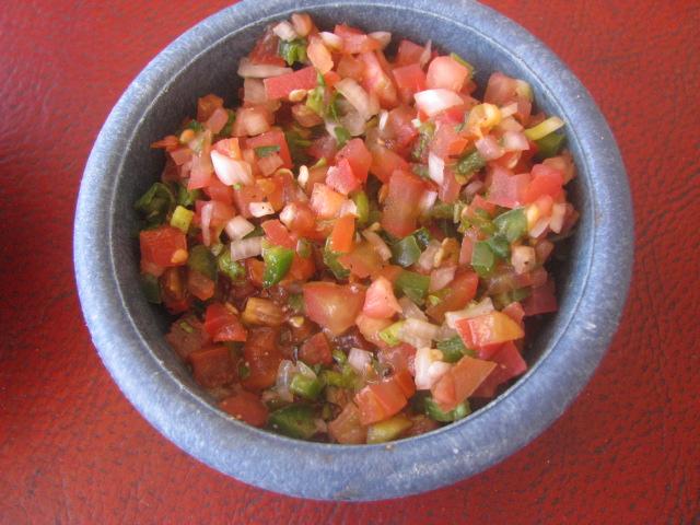 Mexican Salsa - © Elisabetta Giacon 2014