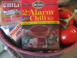 2 alarm chili kit