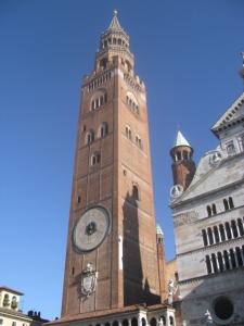 Cremona's Torrazzo Tower