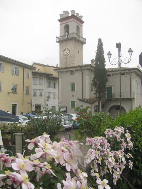 Borgo Sacco's downtown, Rovereto, Trentino
