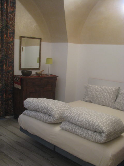 Santa Maria Bed and Breakfast - One of two double bed rooms