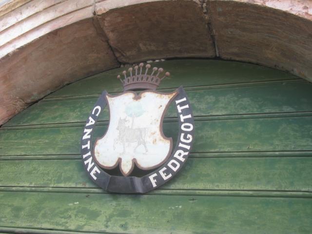 Azienda Agricola Cantine Fedrigotti - Entrance