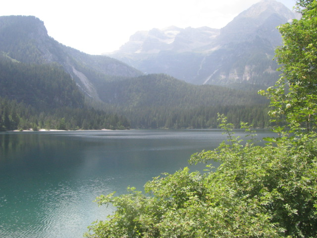 Lake of Tovel, Val di Non