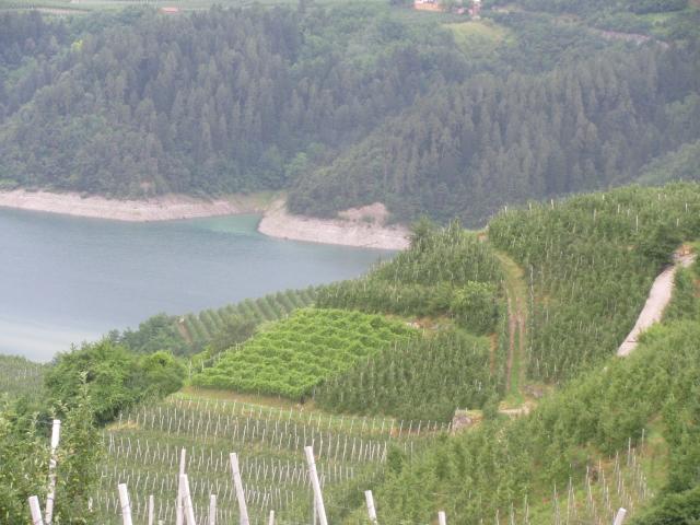 Lake Santa Giustina