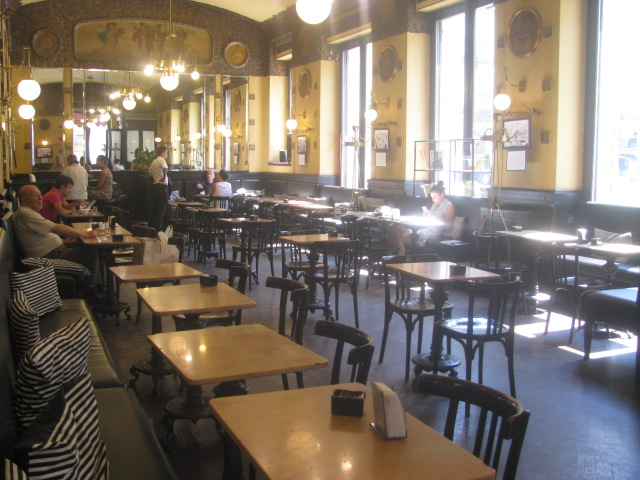 Caffe' San Marco - Trieste - All rights reserved Culinary Roots and Recipes 2016