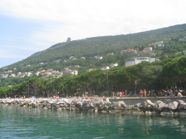 "Trieste's Barcolana ""beach"" - All rights incl. electr. rights Culinary Roots and Recipes 2016"