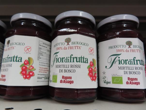 Cranberries for Thanksgiving in Northern Italy?