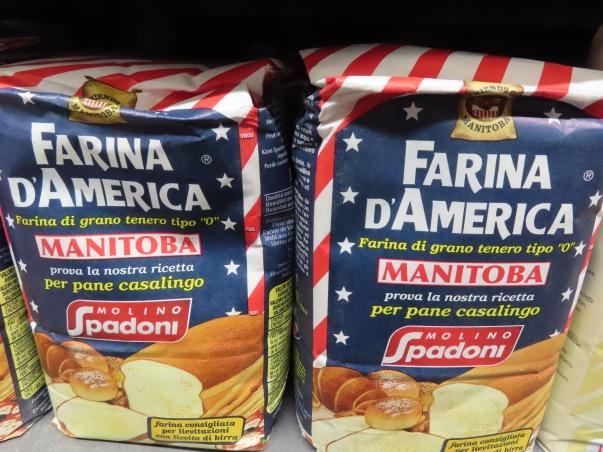 American flour for pumpkin pie