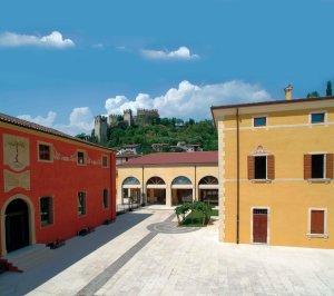 Rocca Sveva home of the Locanda al Borgo